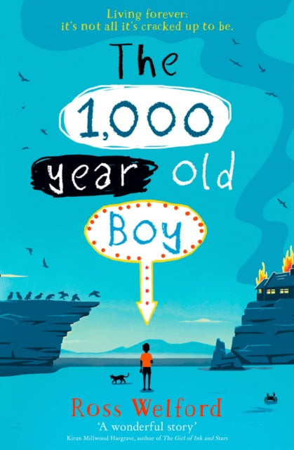 The 1,000-year-old Boy-9780008256944