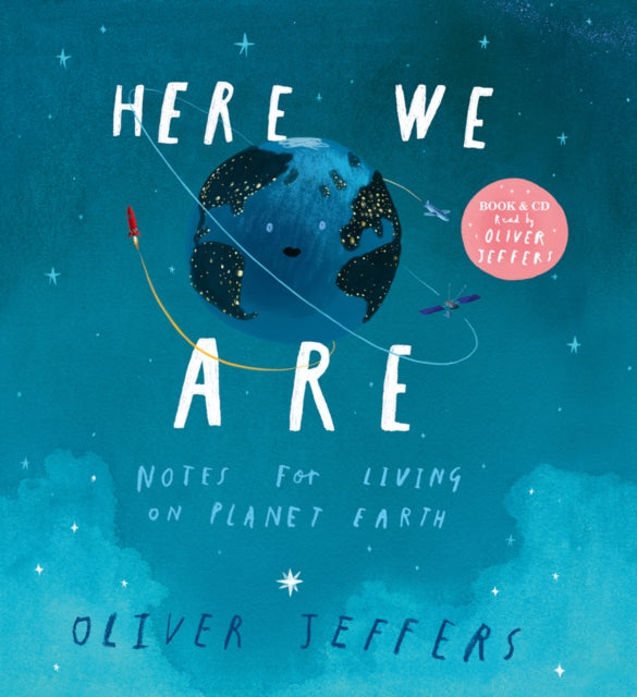 Here We Are : Notes for Living on Planet Earth (Book & CD)-9780008354749