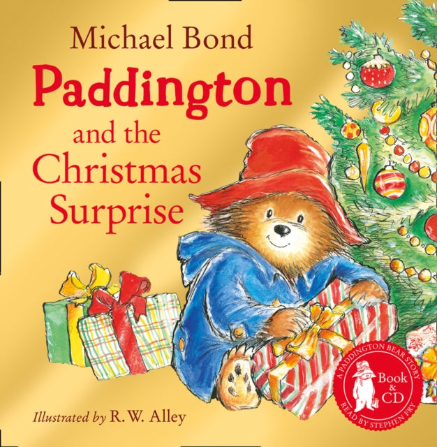 Paddington and the Christmas Surprise-9780008381714