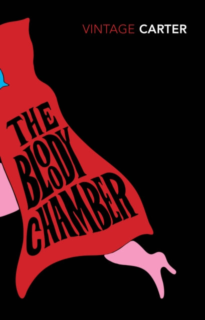 The Bloody Chamber and Other Stories-9780099588115