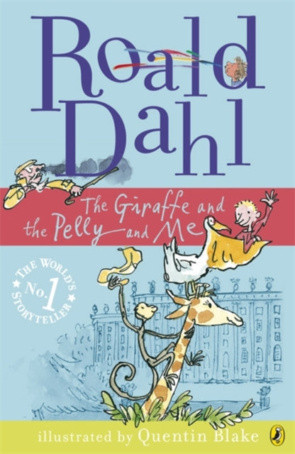 The Giraffe and the Pelly and Me-9780141322780