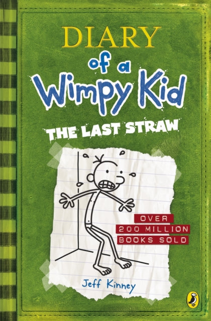 Diary of a Wimpy Kid: The Last Straw (Book 3)-9780141324920