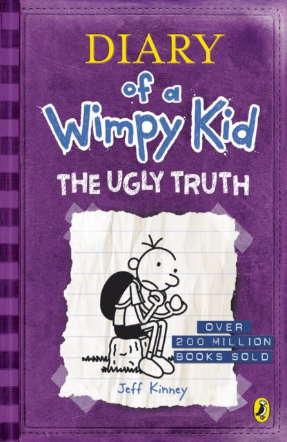 Diary of a Wimpy Kid: The Ugly Truth (Book 5)-9780141340821