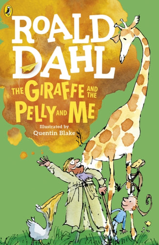 The Giraffe and the Pelly and Me-9780141365435