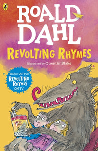Revolting Rhymes-9780141374123