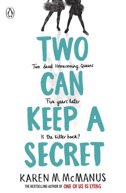 Two Can Keep a Secret-9780141375656