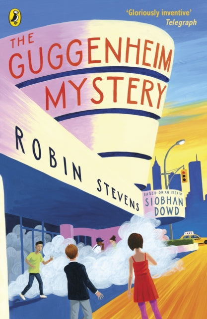 The Guggenheim Mystery-9780141377032