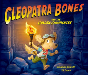 Cleopatra Bones and the Golden Chimpanzee-9780192767370