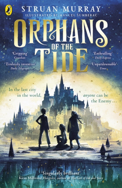 Orphans of the Tide-9780241384435