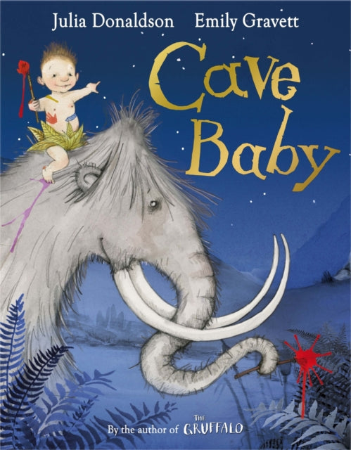 Cave Baby-9780330522762