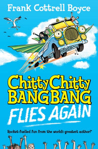 Chitty Chitty Bang Bang Flies Again-9780330544191