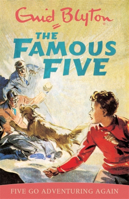 Famous Five: Five Go Adventuring Again : Book 2-9780340681077