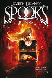 The Spook's Blood : Book 10-9780370331812