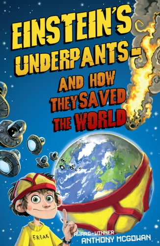 Einstein's Underpants - And How They Saved the World-9780440869245