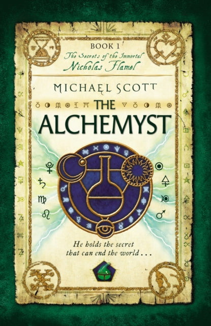 The Alchemyst : Book 1-9780552562522