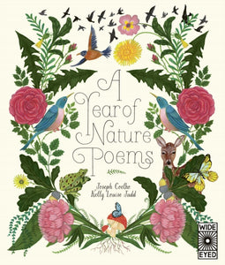 A Year of Nature Poems-9780711249943