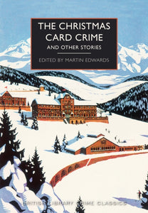 The Christmas Card Crime : and other stories-9780712352475