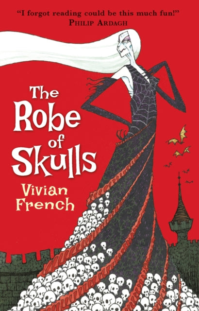 The Robe of Skulls : The First Tale from the Five Kingdoms-9780744583618
