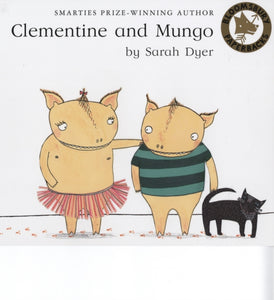 Clementine and Mungo-9780747571407