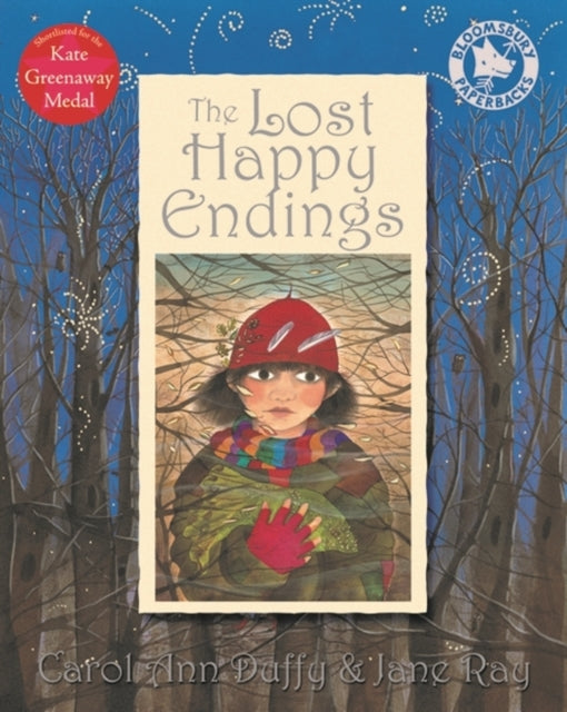 The Lost Happy Endings-9780747581062