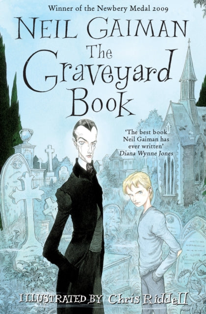 The Graveyard Book-9780747594802