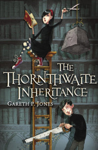 The Thornthwaite Inheritance-9780747599821