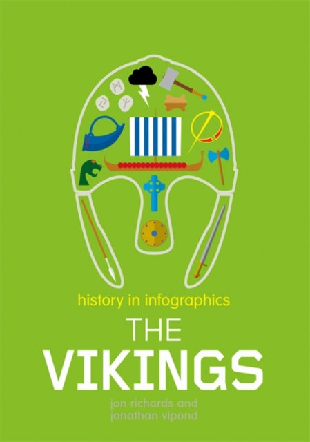 History in Infographics: Vikings-9780750291989