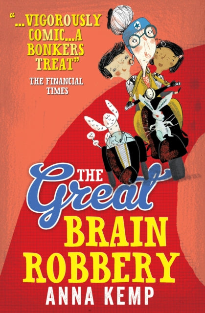 The Great Brain Robbery-9780857079961