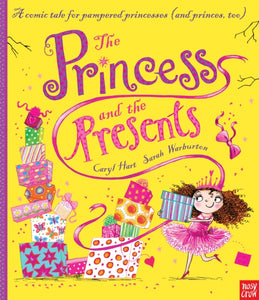 The Princess and the Presents-9780857633026