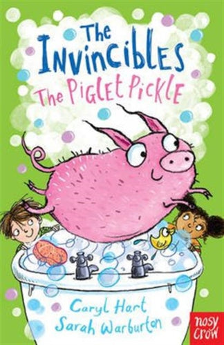 The Invincibles: The Piglet Pickle-9780857636256