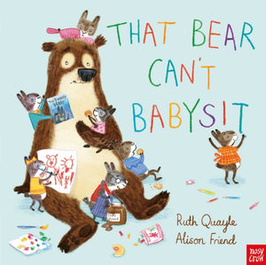 That Bear Can't Babysit-9780857638298