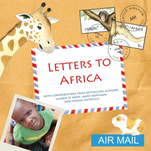 Letters to Africa-9780956528315