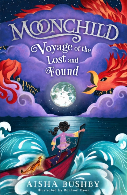 Moonchild: Voyage of the Lost and Found-9781405293211