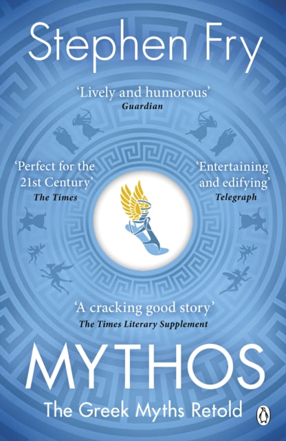 Mythos : The Greek Myths Retold-9781405934138