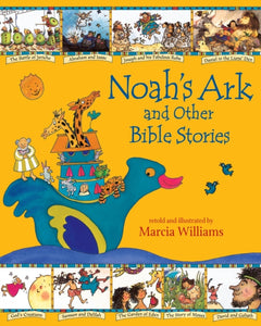Noah's Ark and Other Bible Stories-9781406326109