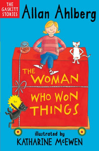 The Woman Who Won Things-9781406341560