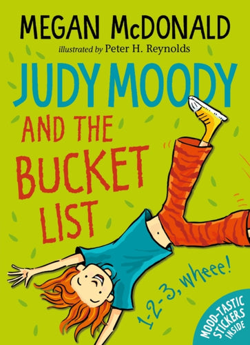 Judy Moody and the Bucket List-9781406381115