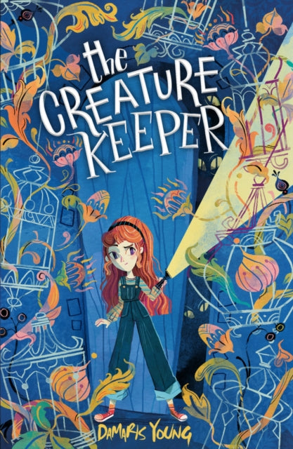 The Creature Keeper-9781407195056