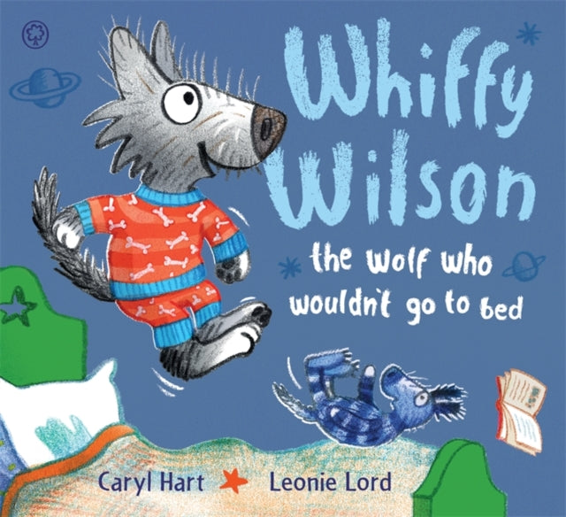 Whiffy Wilson: The Wolf who wouldn't go to bed-9781408332559