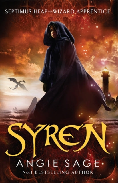 Syren : Septimus Heap Book 5 (Rejacketed)-9781408814895