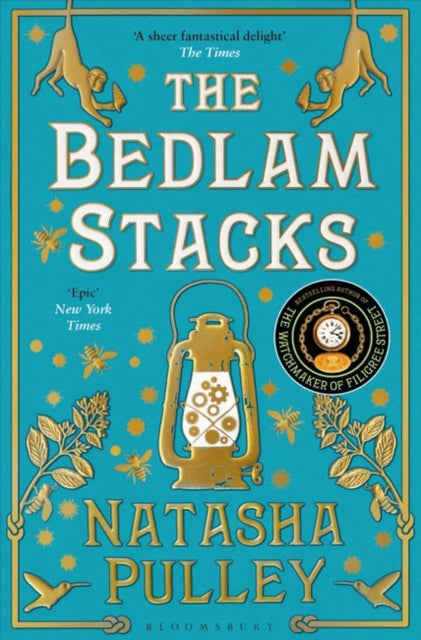 The Bedlam Stacks : From the internationally bestselling author of The Watchmaker of Filigree Street-9781408878477