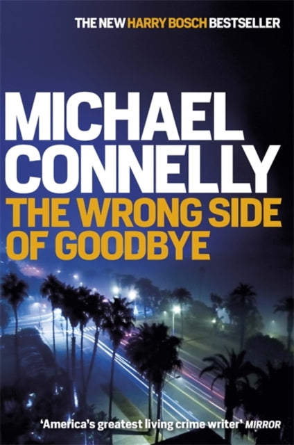 The Wrong Side of Goodbye-9781409145530