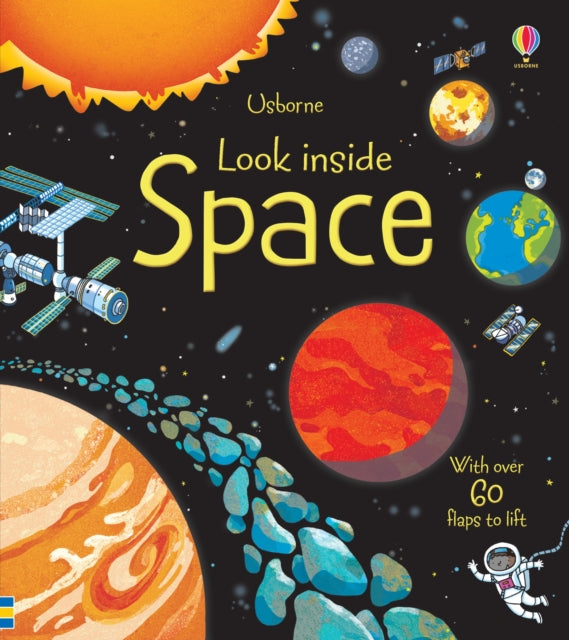Look Inside Space-9781409523383
