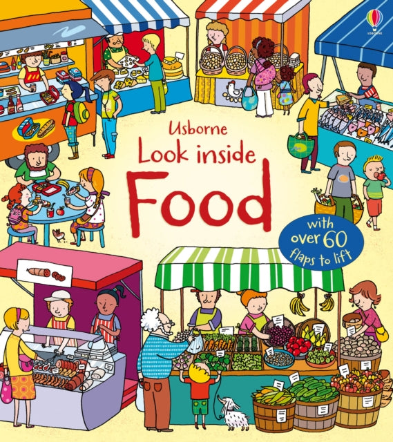 Look Inside Food-9781409582069