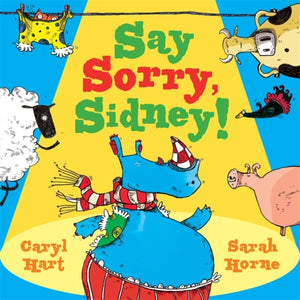 Say Sorry Sidney-9781444925203
