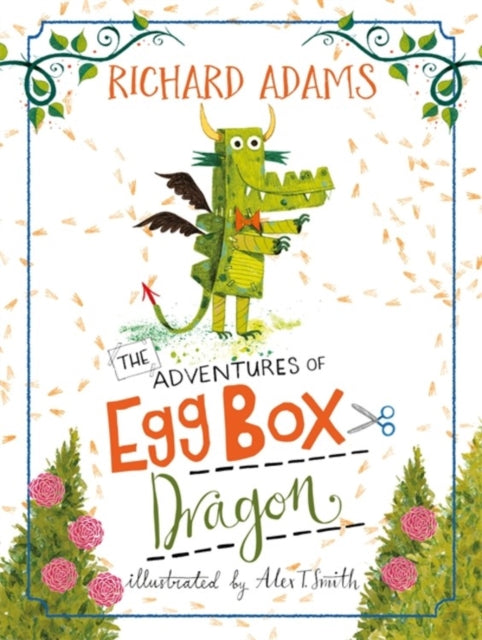 The Adventures of Egg Box Dragon-9781444938401