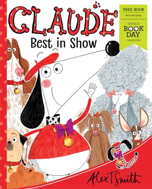 Claude Best in Show : World Book Day 2019-9781444949483