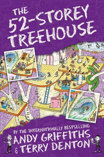 The 52-Storey Treehouse-9781447287575