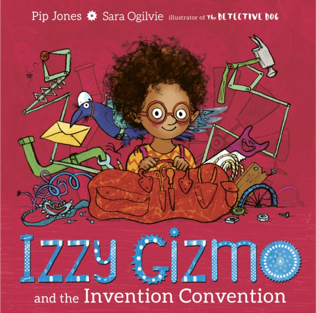 Izzy Gizmo and the Invention Convention-9781471145247