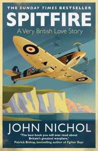 Spitfire : A Very British Love Story-9781471159237